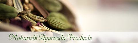 Maharishi Ayurveda Products